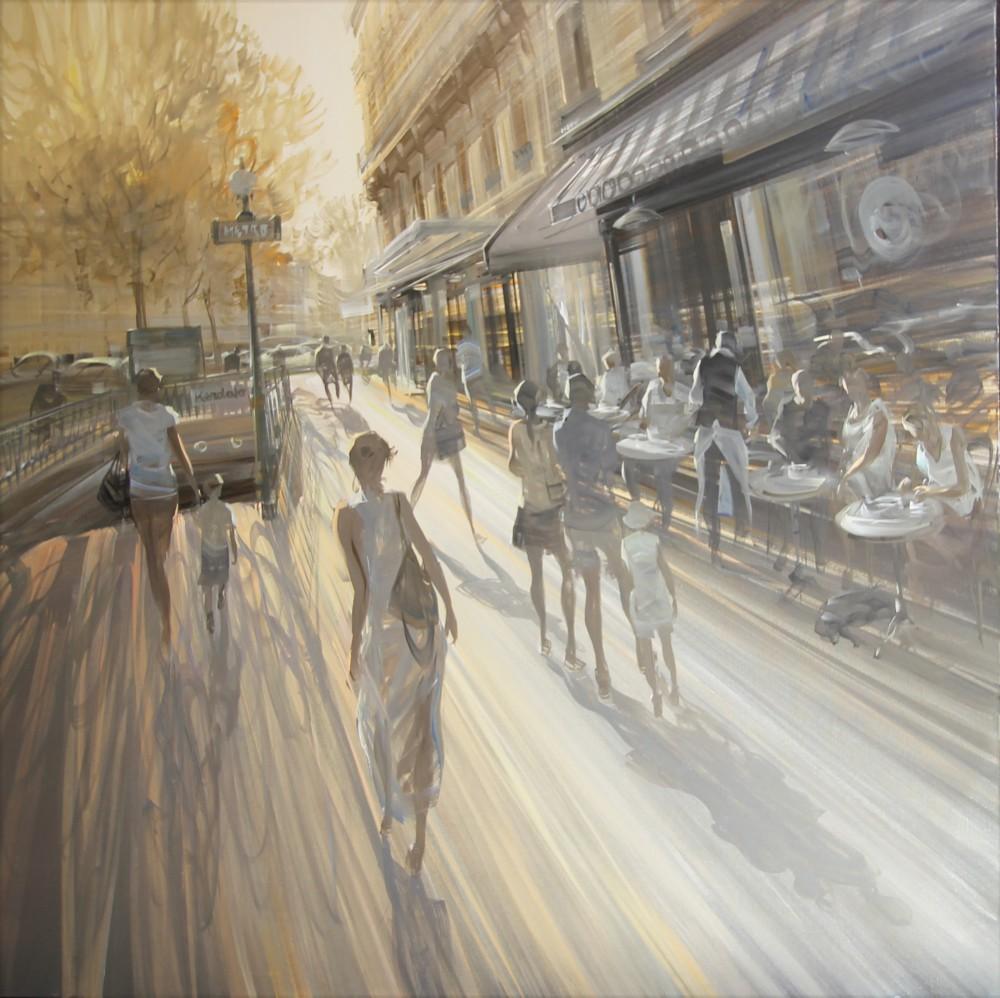 Kerdalo galerie de la porte heureuse - Lapeyre rue des halles ...